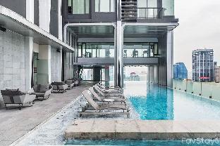 Comfy Apt w Sky pool [1BR] near BTS Terminal21 อพาร์ตเมนต์ 1 ห้องนอน 1 ห้องน้ำส่วนตัว ขนาด 30 ตร.ม. – สุขุมวิท