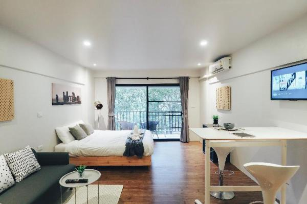 ❤ Stylish room & garden view with balcony ❤ Chiang Mai