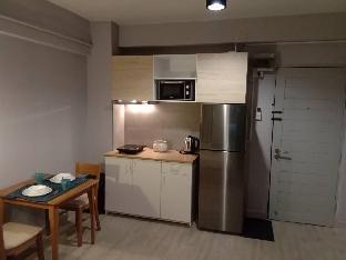 [市内中心部]スタジオ アパートメント(28 m2)/1バスルーム OPAL PLACE#11 @160M. from MRT PPL11, Free fastWIFI