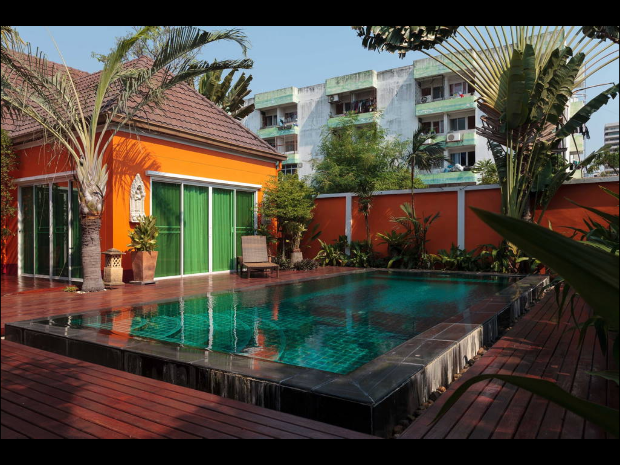 Breezy Villa In Pattaya And Salt Pool