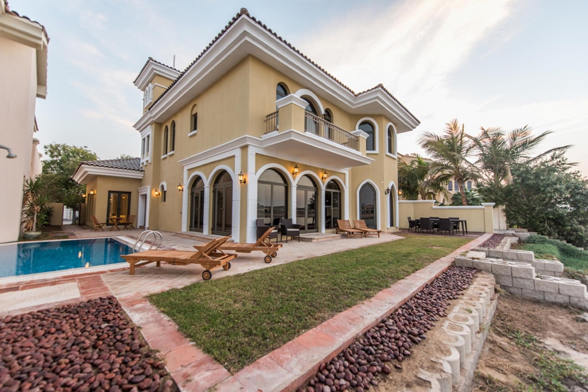 Palm Harbour 5 Bedrooms Villa Palm Jumeirah