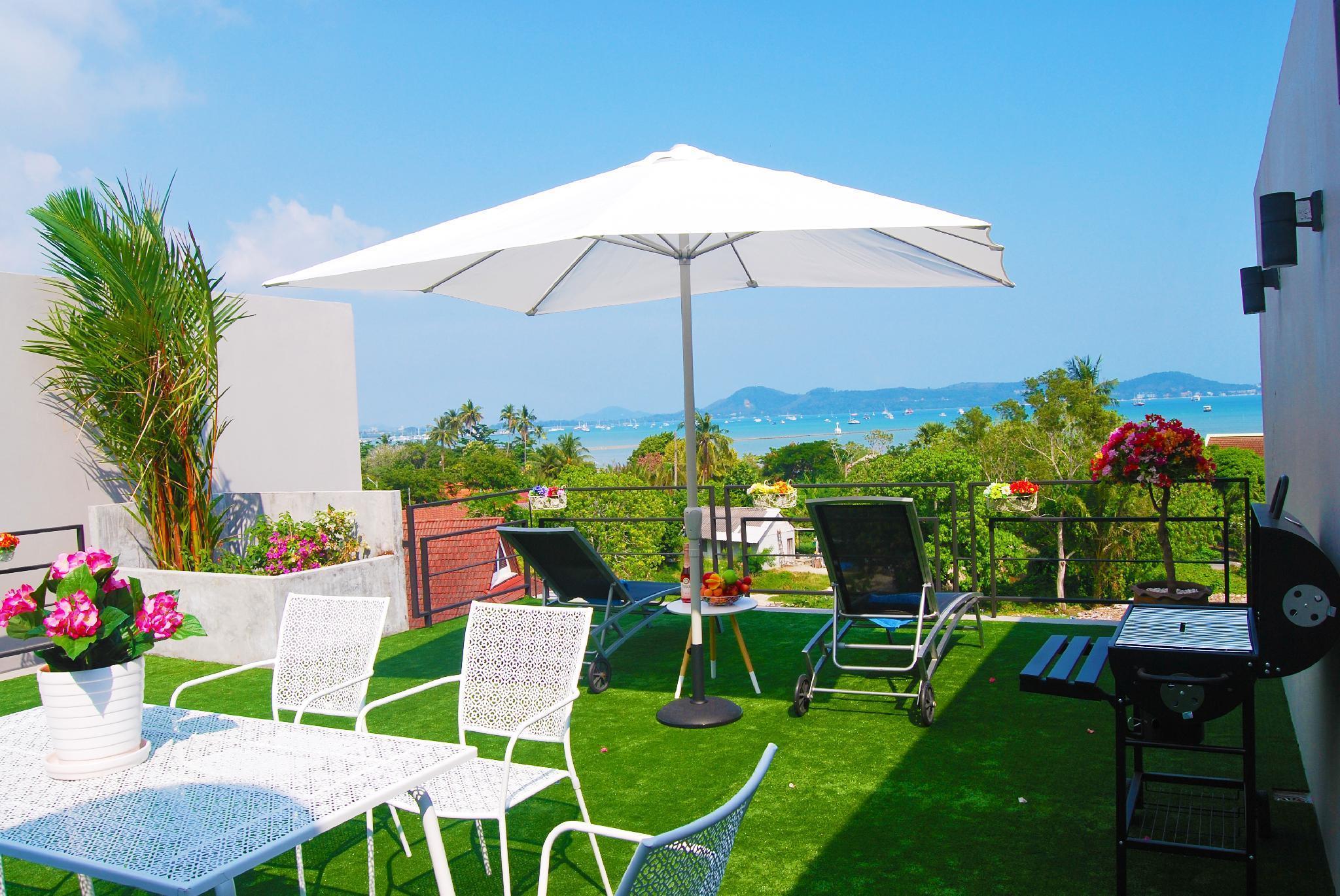 Luxury poolvilla near Rawai ,200m to private beach วิลลา 3 ห้องนอน 4 ห้องน้ำส่วนตัว ขนาด 400 ตร.ม. – หาดราไวย์