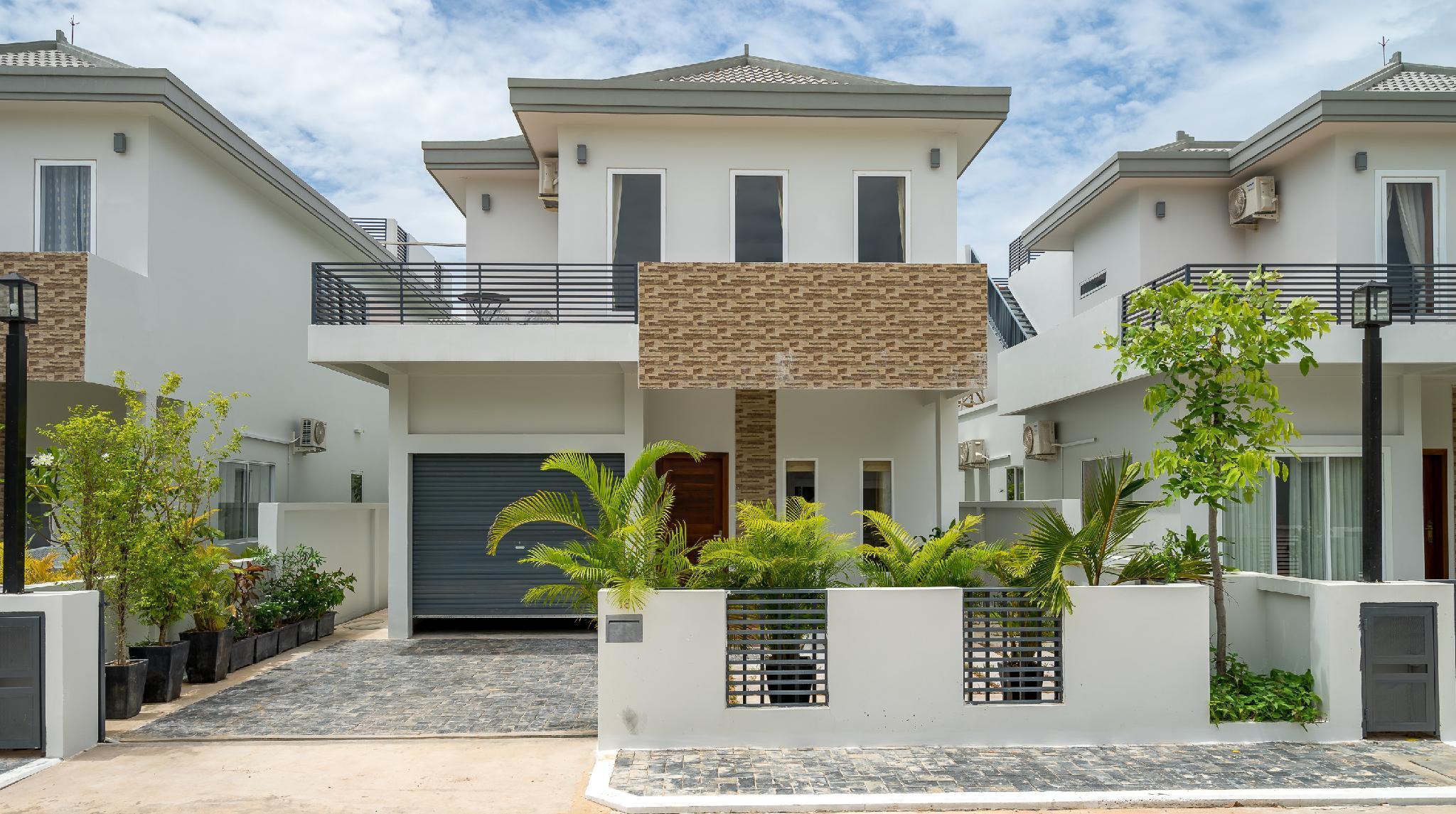 3BR Contemporary Villa