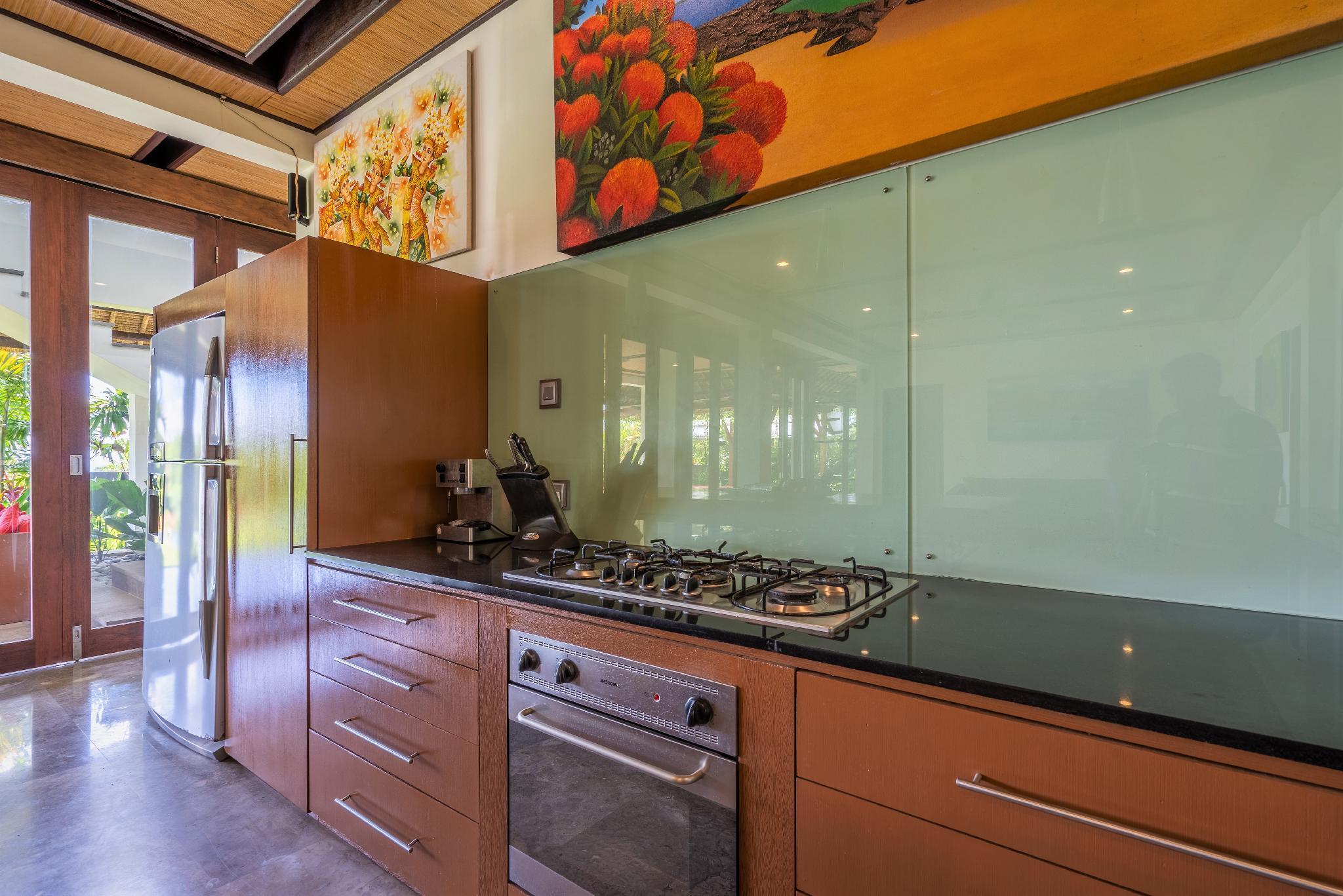 Romantic 3Bedroom Villa Infinity Pool Balangan