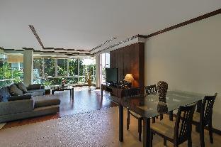 Stunning 150sqm 2 bed apartment close to the beach อพาร์ตเมนต์ 2 ห้องนอน 2 ห้องน้ำส่วนตัว ขนาด 156 ตร.ม. – กะรน