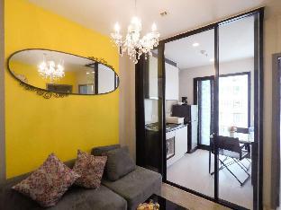 [パタヤ中心地]アパートメント(32m2)| 1ベッドルーム/1バスルーム 857 NEW DOWNTOWN SEA VIEW LUX CHIC SKY POOL CONDO