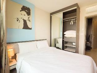 [パタヤ中心地]アパートメント(35m2)| 1ベッドルーム/1バスルーム 1055 NEW DOWNTOWN SEA VIEW LUX CHIC SKY POOL CONDO