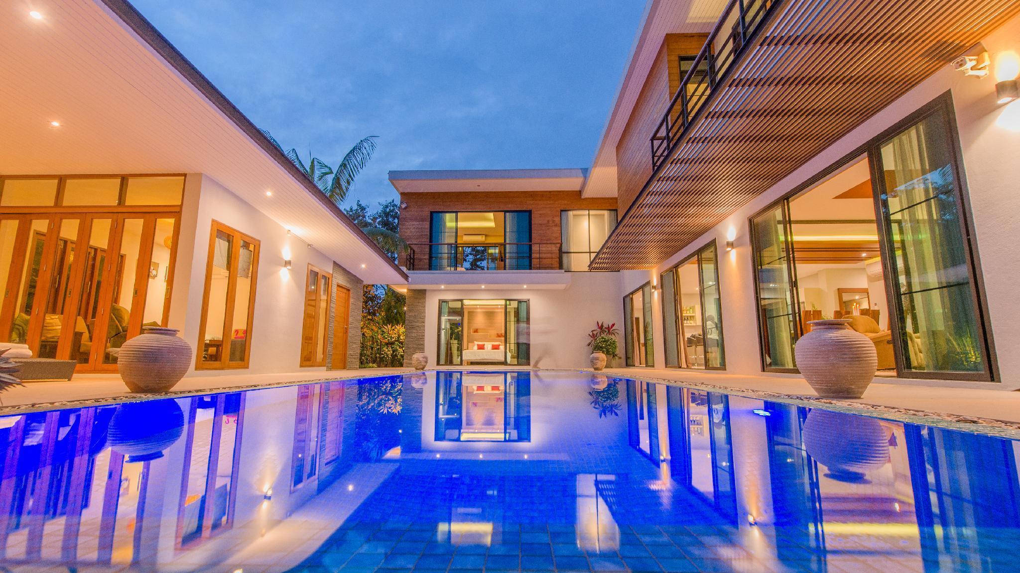 Moin Lakeside Pool Villa