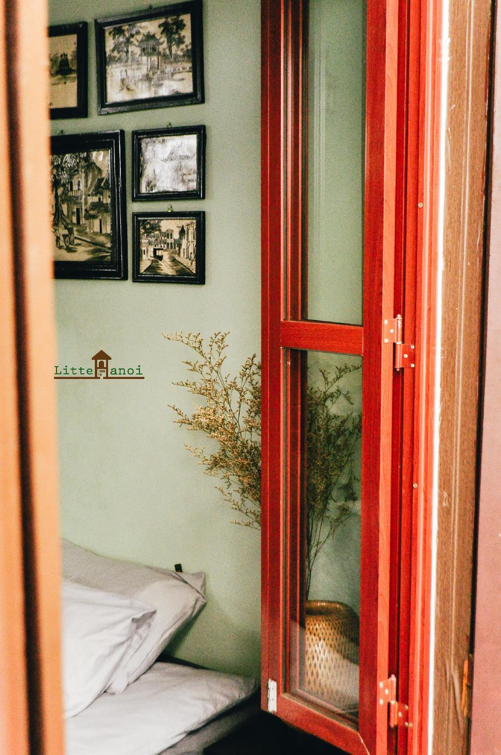 Hanoi Little House   Terrace Room