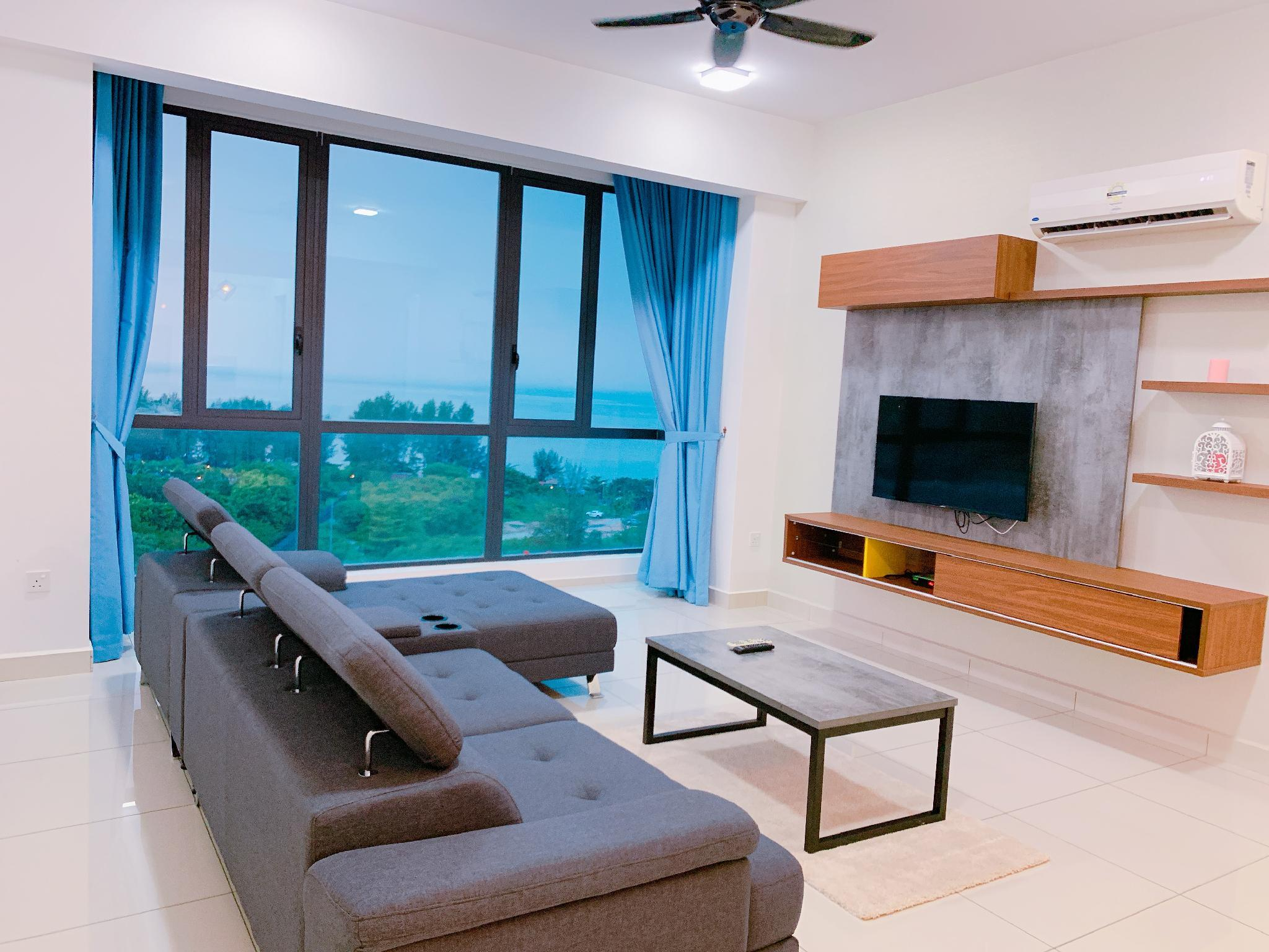 Modern 360 Seaview Jazz Suites