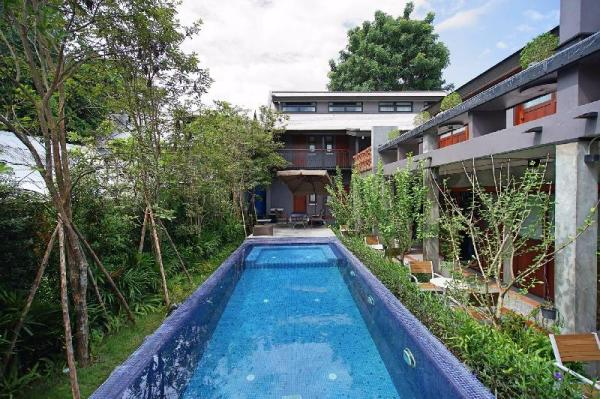 ⭐The Hideaway 16BR Villa w/Private Pool &Breakfast Chiang Mai