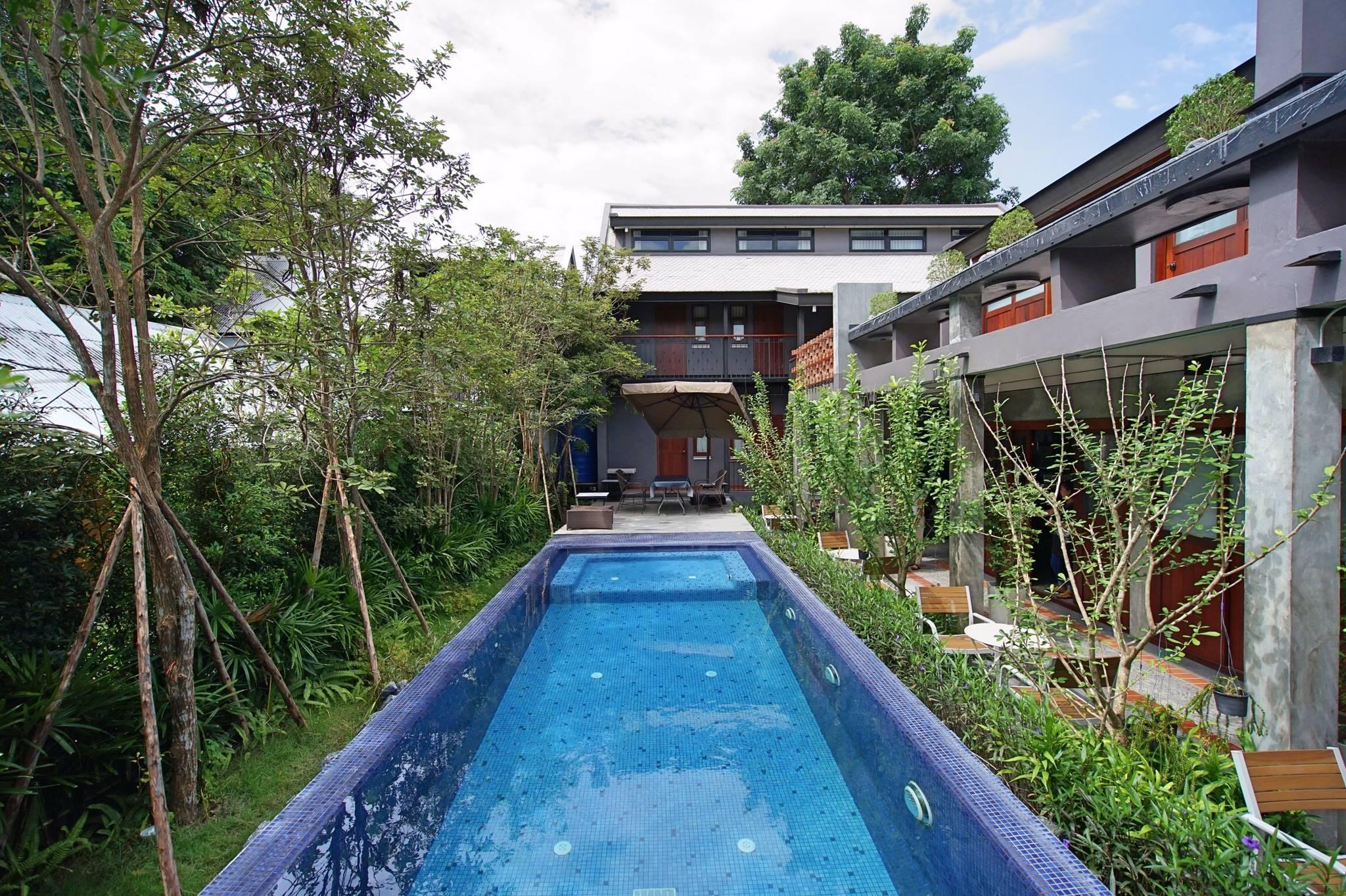 ⭐The Hideaway 16BR Villa w/Private Pool &Breakfast วิลลา 16 ห้องนอน 10 ห้องน้ำส่วนตัว ขนาด 550 ตร.ม. – ห้วยแก้ว