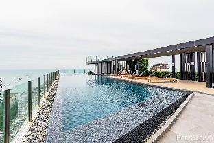 [パタヤ中心地]アパートメント(30m2)| 1ベッドルーム/1バスルーム Exclusive Sky pool w Panoramic View 1BR Pattaya