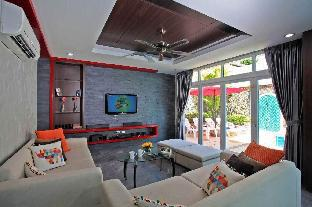 Black pearl 5 bedroom pool villa วิลลา 5 ห้องนอน 5 ห้องน้ำส่วนตัว ขนาด 400 ตร.ม. – หาดจอมเทียน