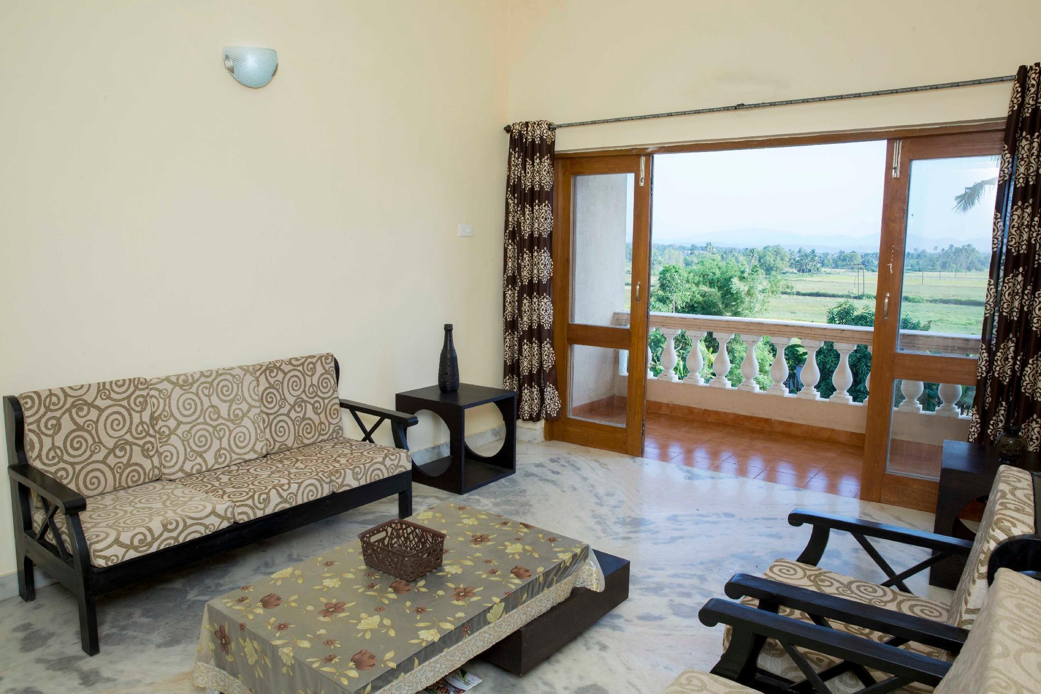 Terry's Apartment   Coconut Grove Residence Goa