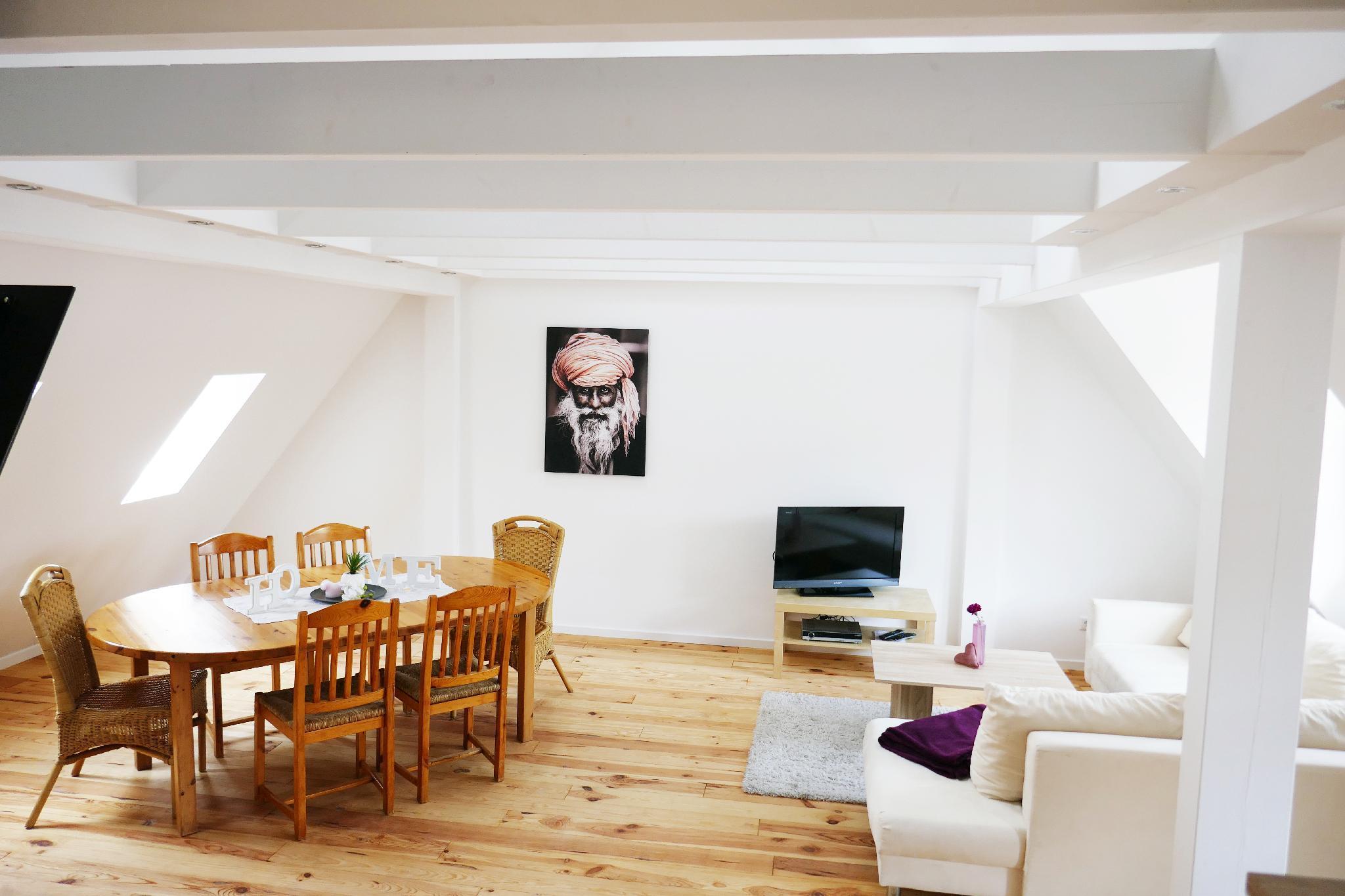 HU03 Apartment In Hanau
