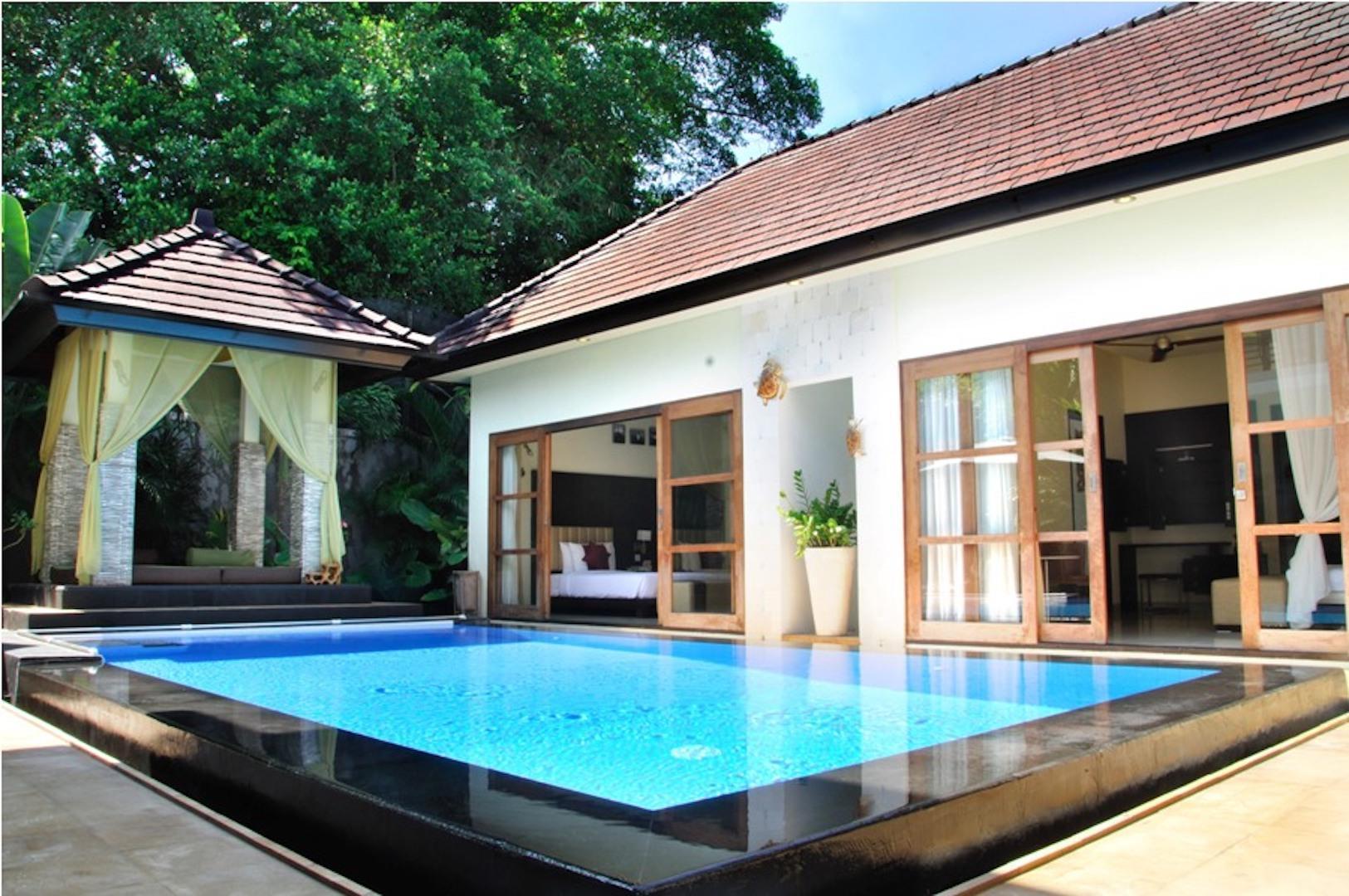 M Two 3 Bedroom Villas Seminyak