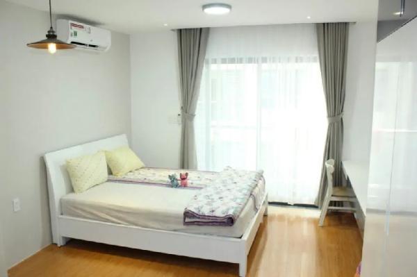 1BR SWEET LUX APT - FREE GYM&POOL- 5m to BUI VIEN Ho Chi Minh City