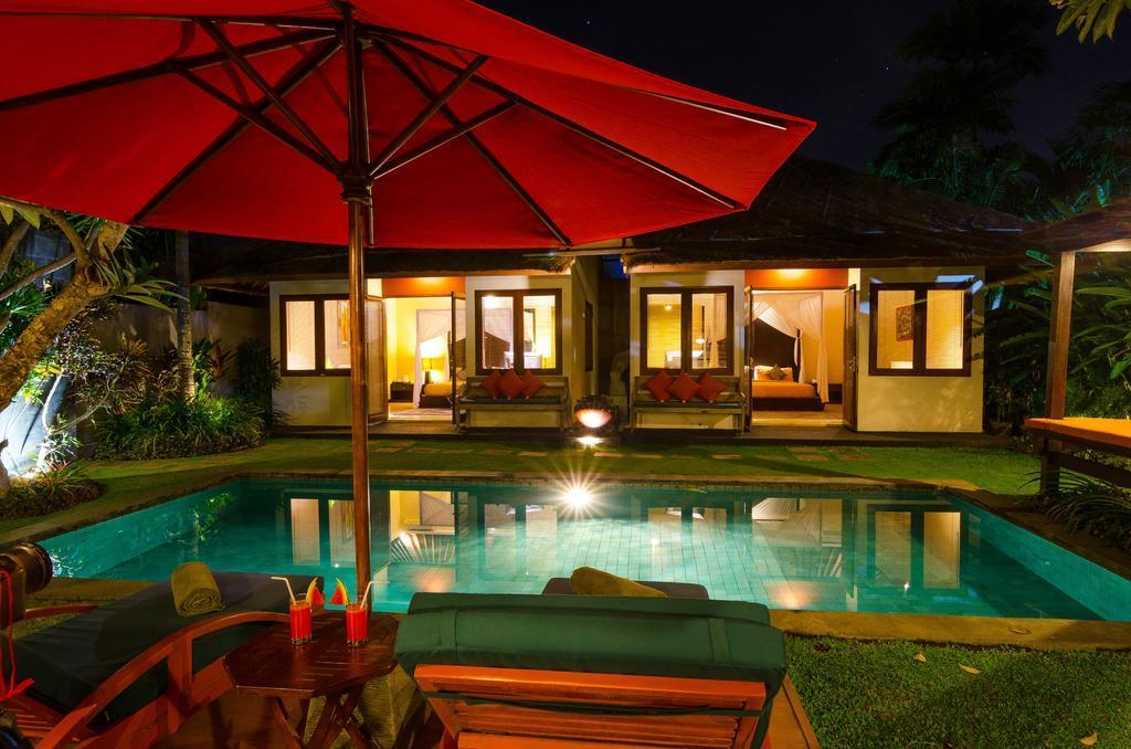 One Bedroom With Private Pool At Canggu