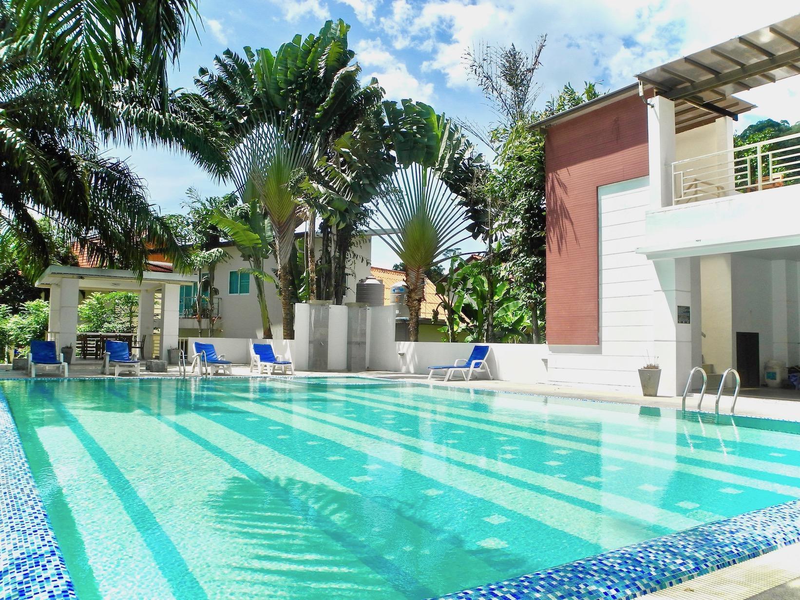 Kamala : Superb 2 bedrooms apartment อพาร์ตเมนต์ 2 ห้องนอน 2 ห้องน้ำส่วนตัว ขนาด 80 ตร.ม. – กมลา