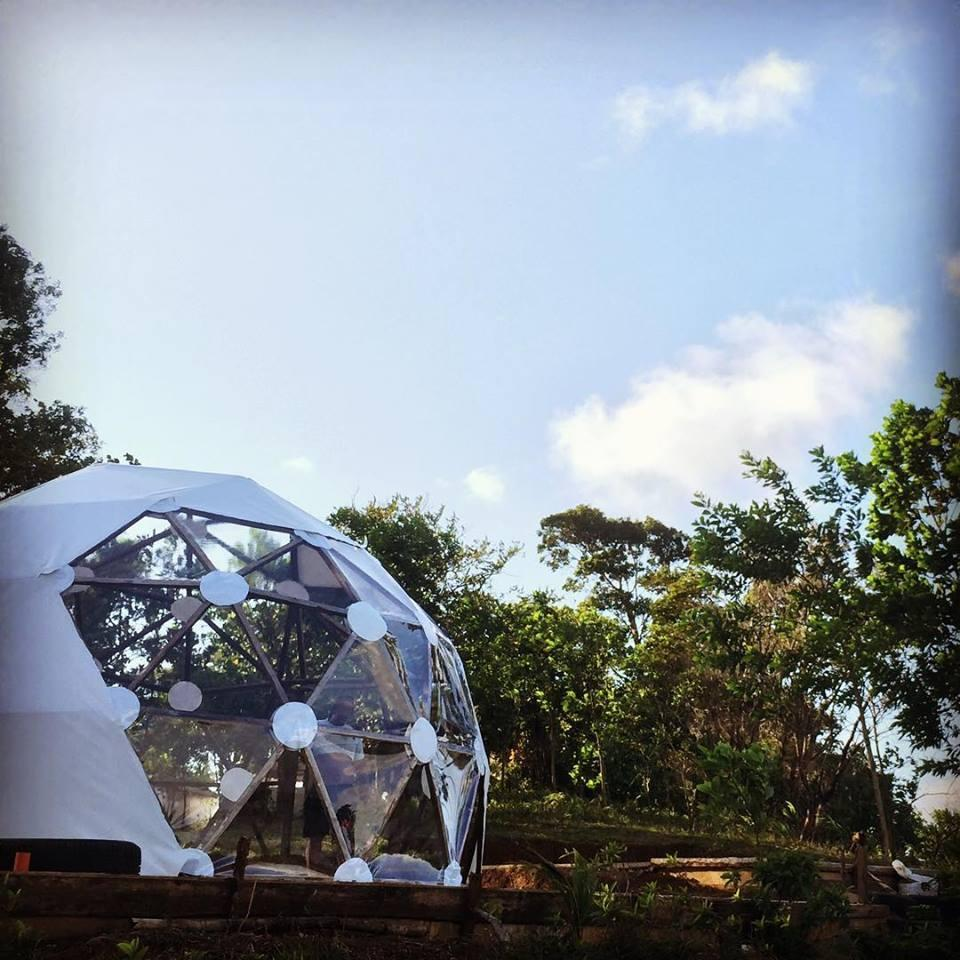 GeodesicDome Glamping In The Philippines