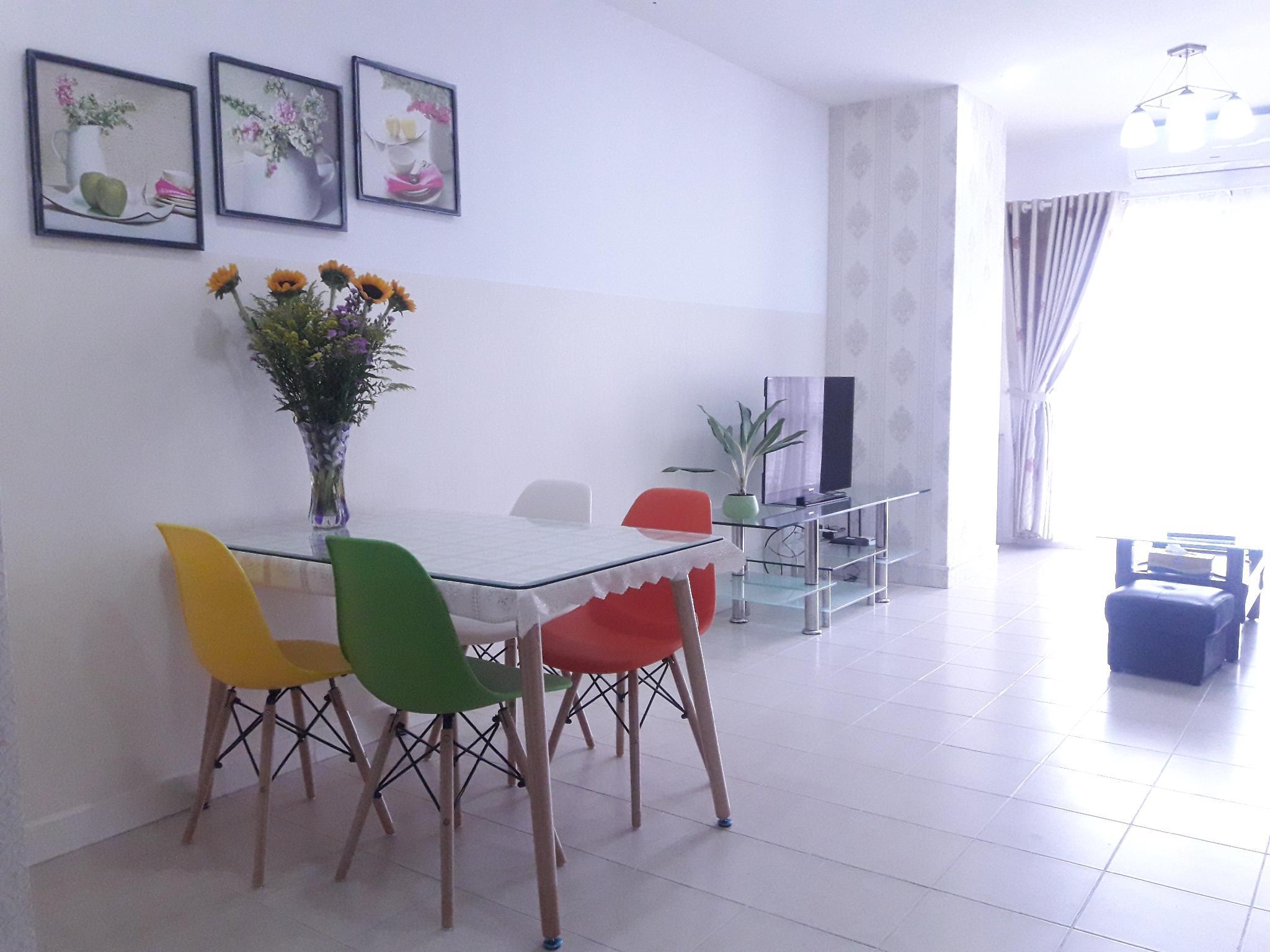 AN PHU Apartment 1br District 6