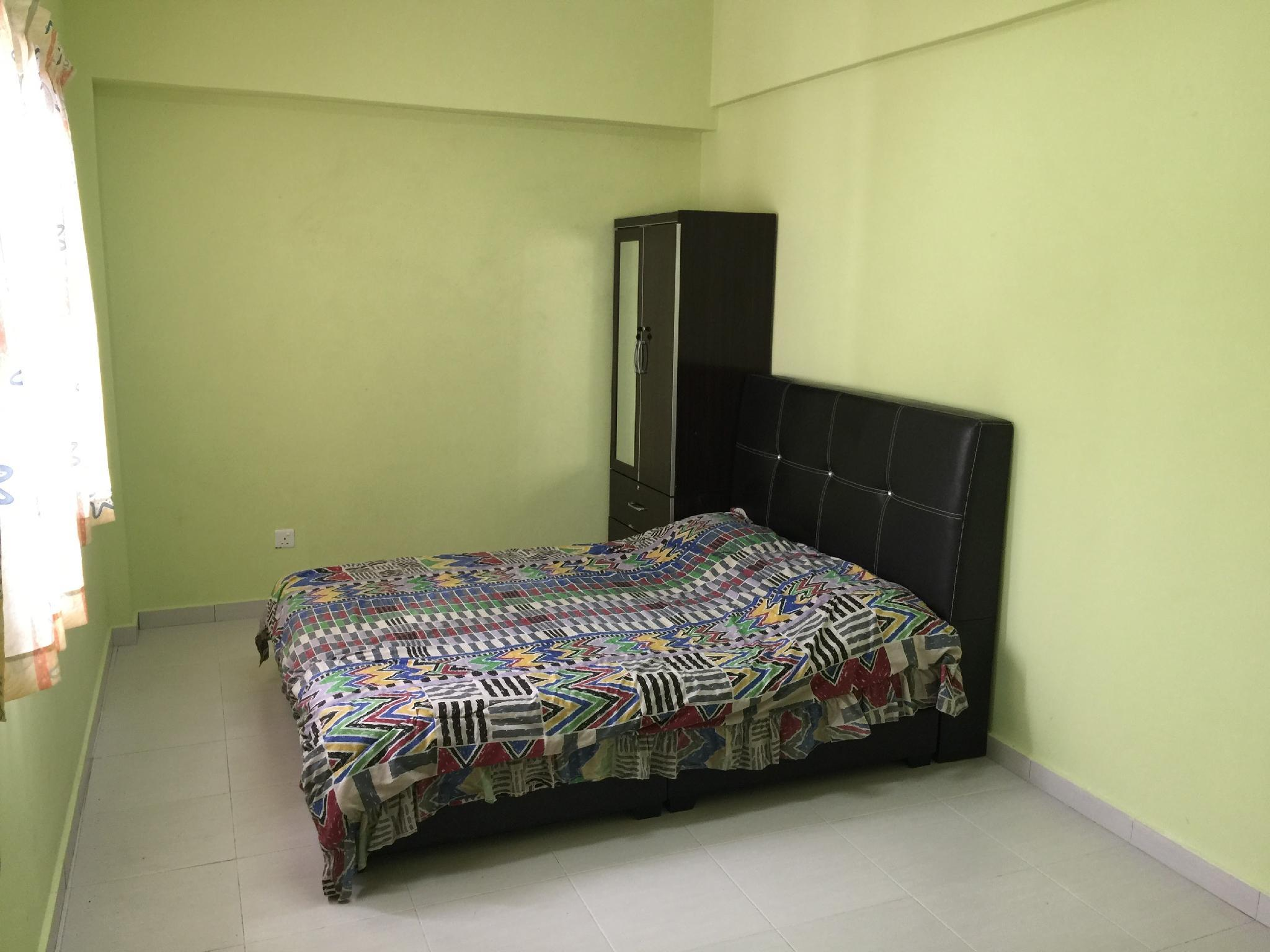 Cameron Highland Rose Apartment 3 Room 2 Toilet