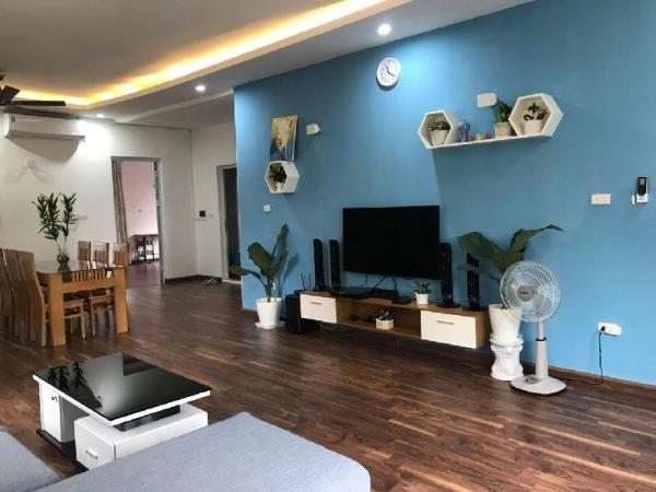 Lovely furnished apartment near West Lake, Ha Noi Hanoi