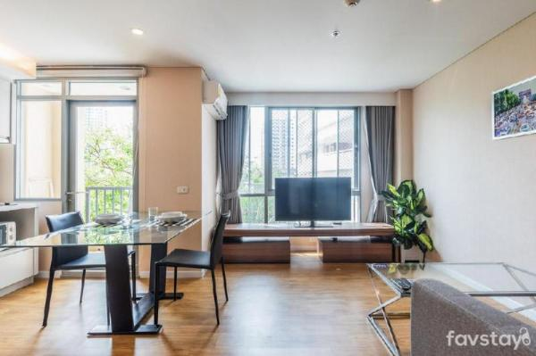 Cozy space with Pool/GYM/WIFI Close to BRT Bangkok