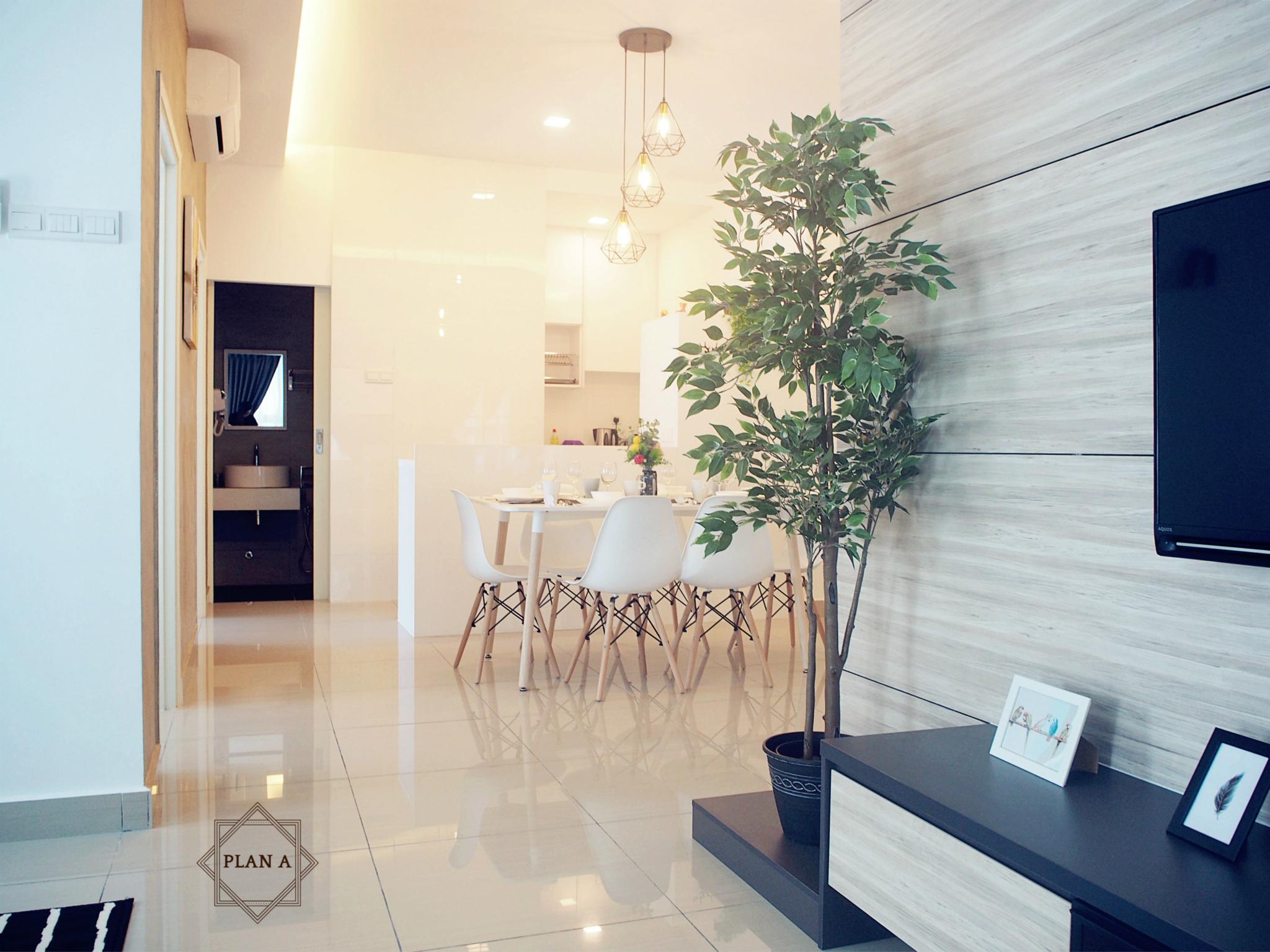 Indulge 3 Bedrooms@Arte+ KL  PlanA