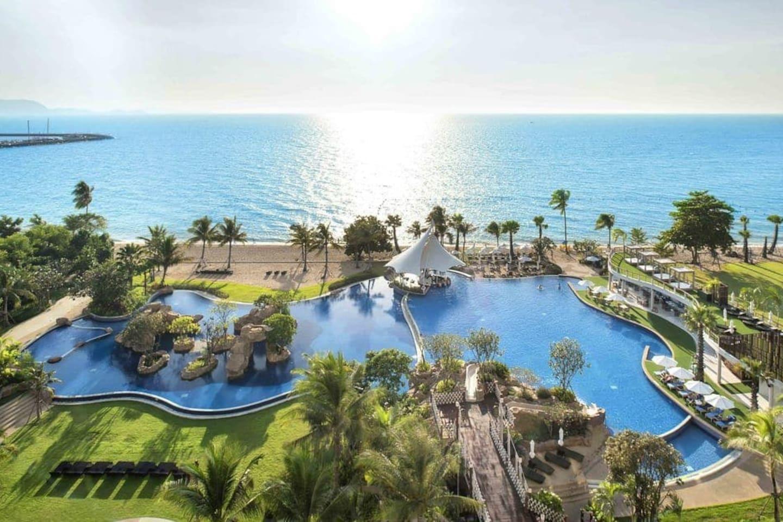 Movenpick Residence/Beach Access/1BR/Luxury Stay อพาร์ตเมนต์ 1 ห้องนอน 2 ห้องน้ำส่วนตัว ขนาด 80 ตร.ม. – นาจอมเทียน