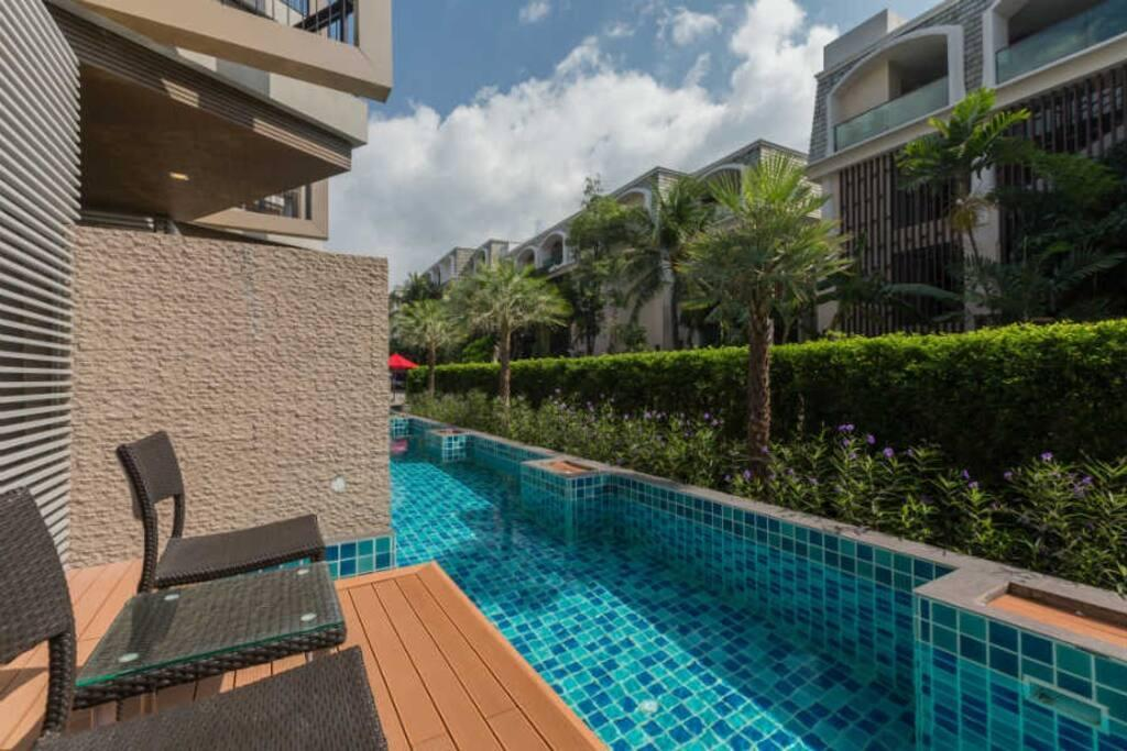 4 Stars Studio Pool Access Patong