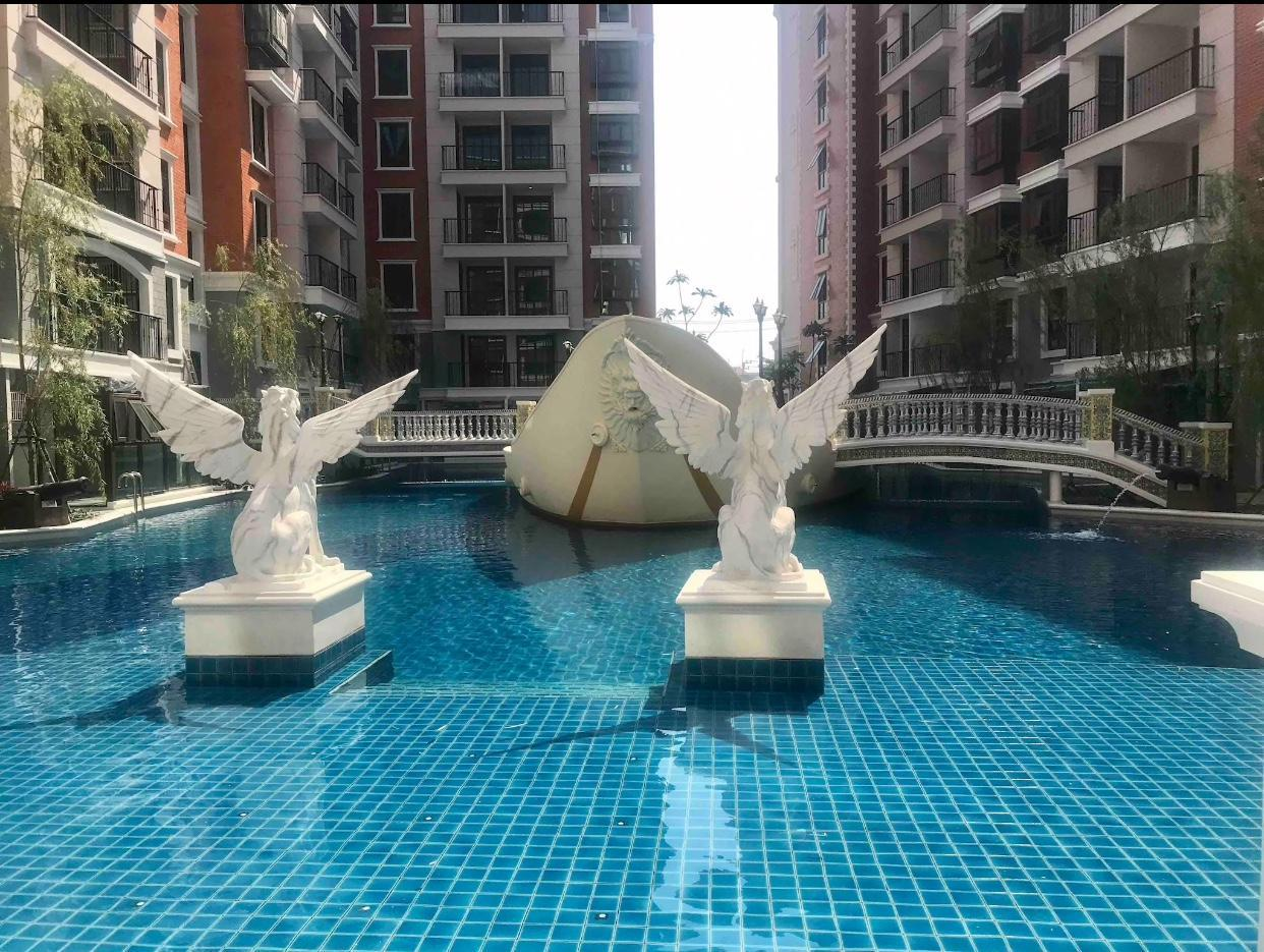 Perfect For Family Trip With Big Swimming Pool