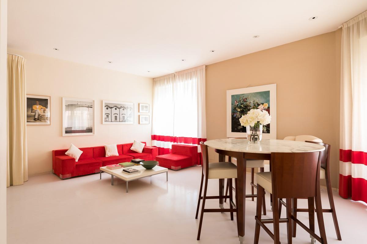 Trastevere Designer Terrace Apartment