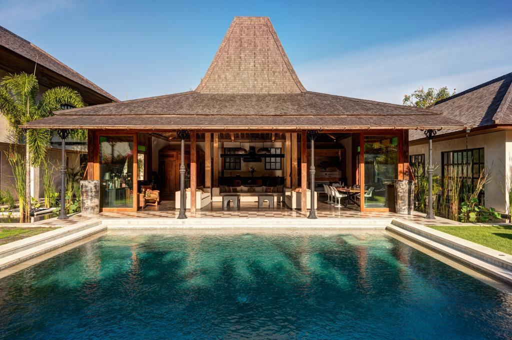 Villa Stunning Interior Decoration Luxury