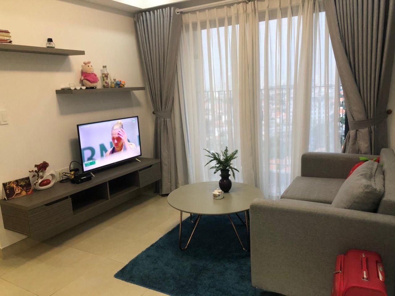 Nice Apartment Masteri T1 Thao Dien