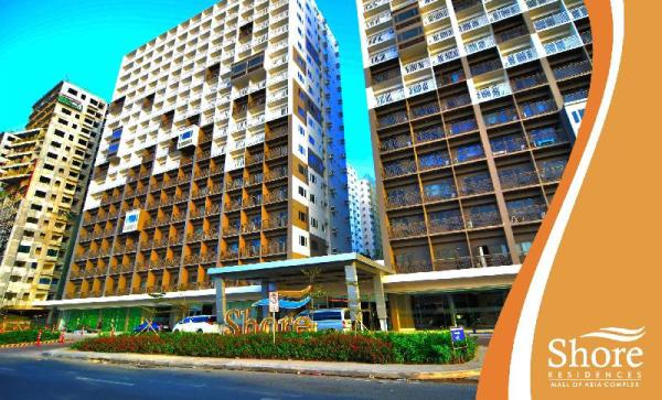 Shore Residences Tower A Mall of Asia Complex Manila