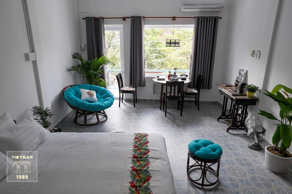 Cozy Apt@Saigon Center W  Balcony And Enjoyable View