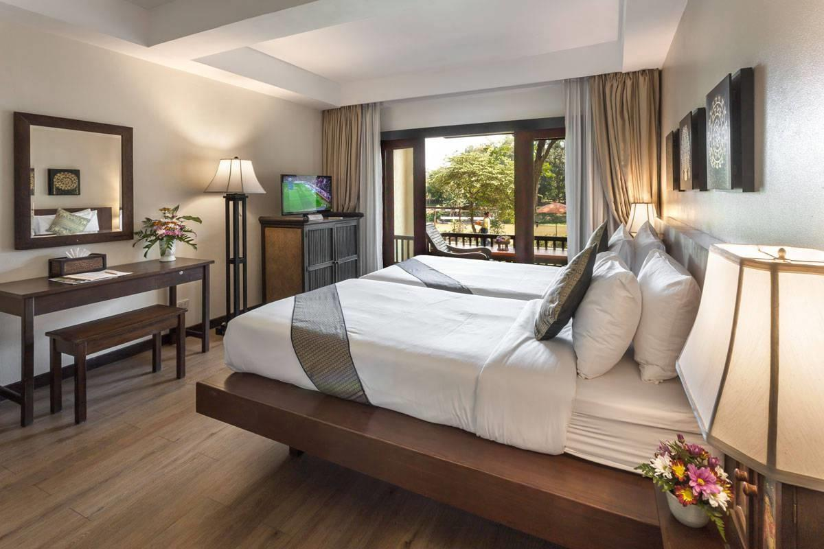 Riverside Lanna Haven 30BR w/ Pool & Breakfast วิลลา 21 ห้องนอน 21 ห้องน้ำส่วนตัว ขนาด 4800 ตร.ม. – ริมแม่น้ำเชียงใหม่