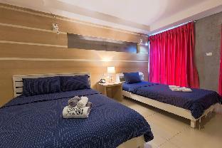 Private Family Room (B),  Mt. View, Patong Beach สตูดิโอ อพาร์ตเมนต์ 1 ห้องน้ำส่วนตัว ขนาด 28 ตร.ม. – ป่าตอง
