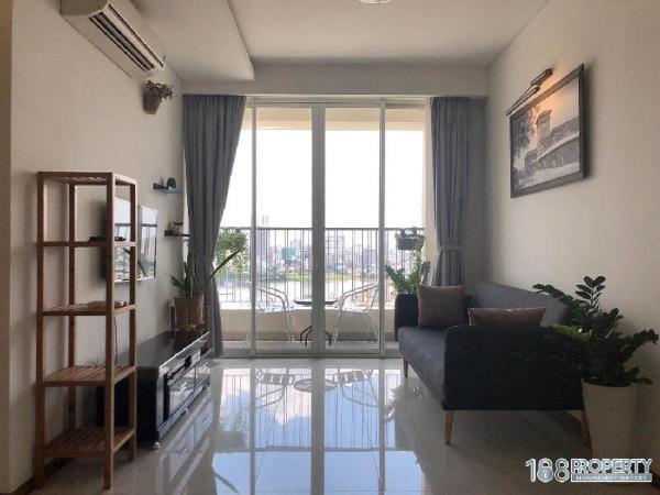 Spacious And Bright 95sqm 02bedroom Apartment Ho Chi Minh City