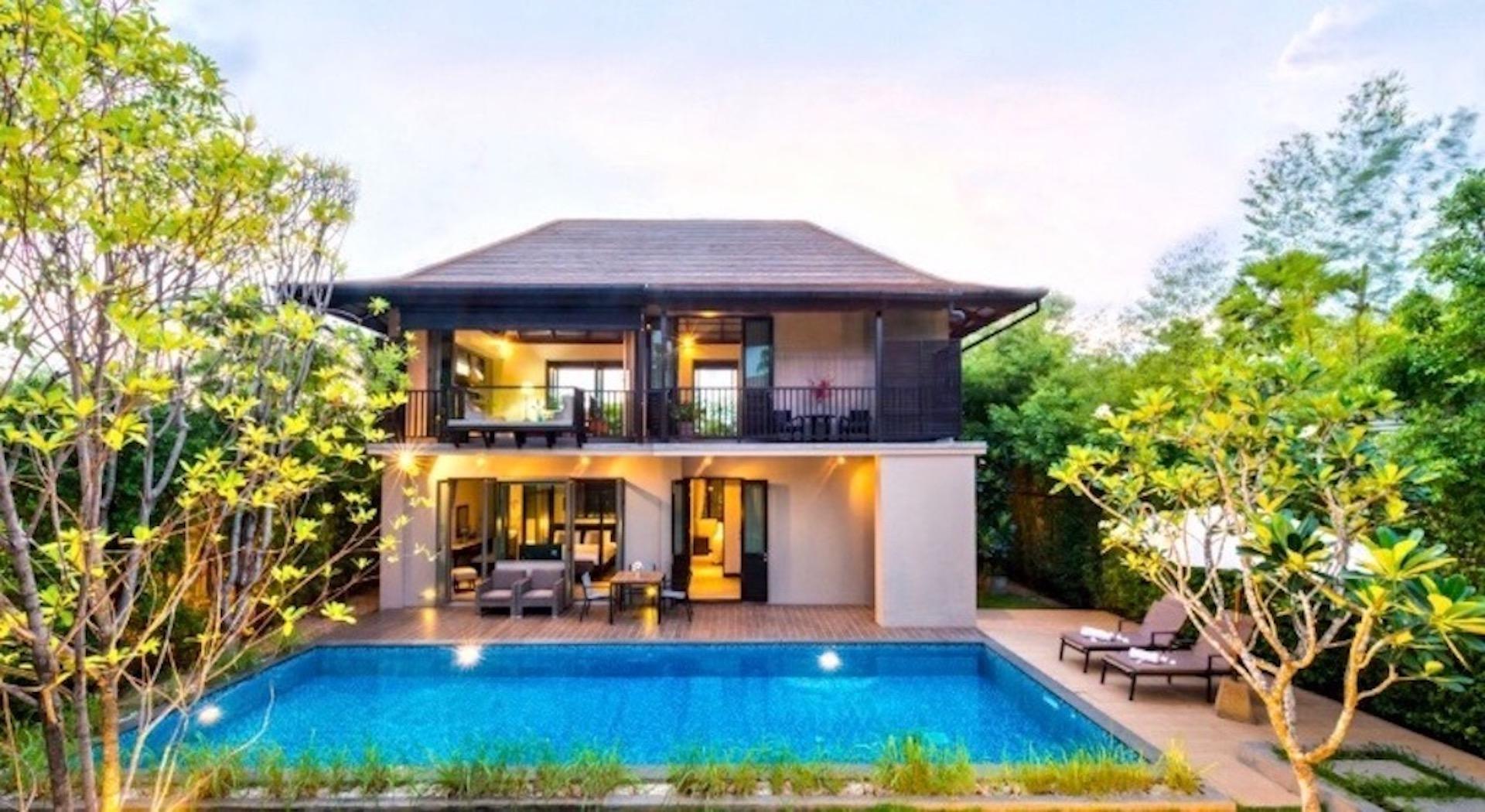Phureesala Pool Villa 3 Bedrooms  A3