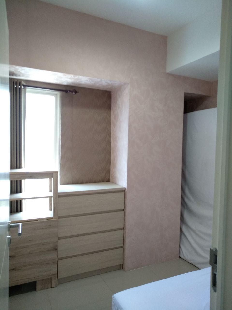 2 Bedroom With Extrabed Apartment @Pakuwon Mall