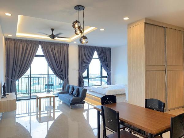 JK home@ A2609 Molek Regency Luxury Studio F-WiFi Johor Bahru