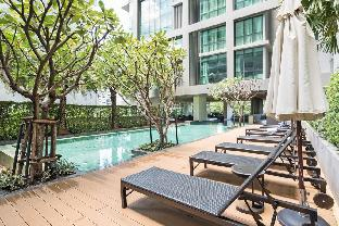 [スクンビット]アパートメント(45m2)| 1ベッドルーム/1バスルーム Cozy one bedroom apartment in the heart of Bangkok