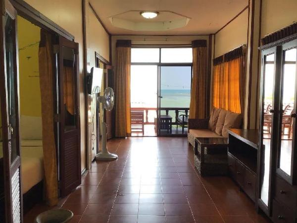 Tharathip Seaview House 1 With Mini Kitchen Koh Phangan