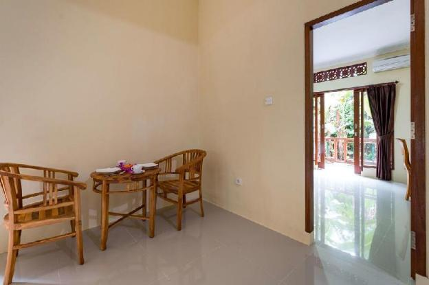 Room in Ubud with River View, 6Mins to Ubud Palace