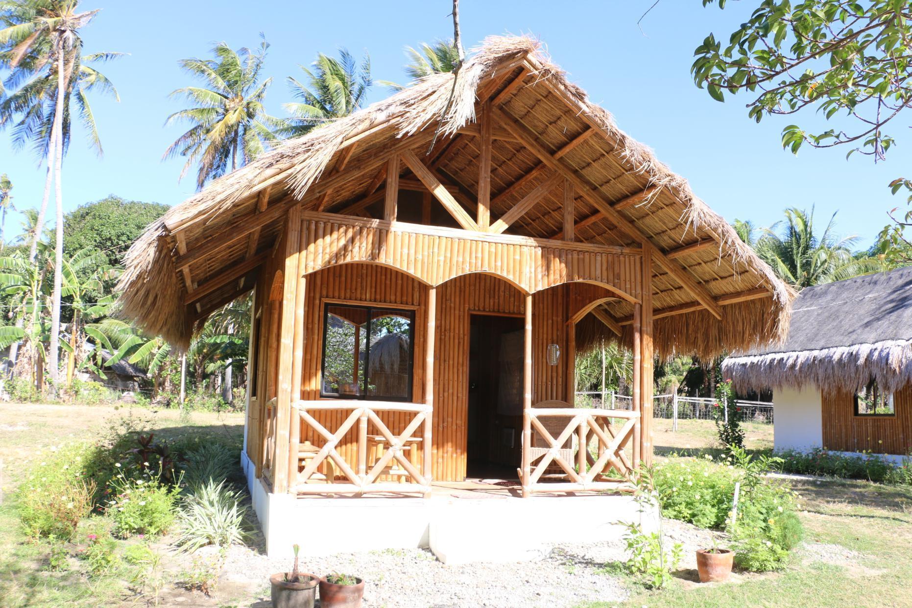 Bamboo Cogon Apo Beach Resort