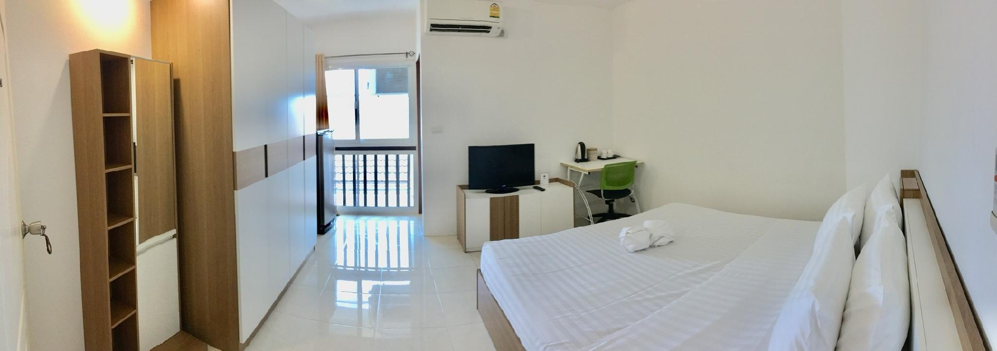 Grandview 15, Condo near MRT Ladprao อพาร์ตเมนต์ 1 ห้องนอน 1 ห้องน้ำส่วนตัว ขนาด 24 ตร.ม. – รัชดาภิเษก
