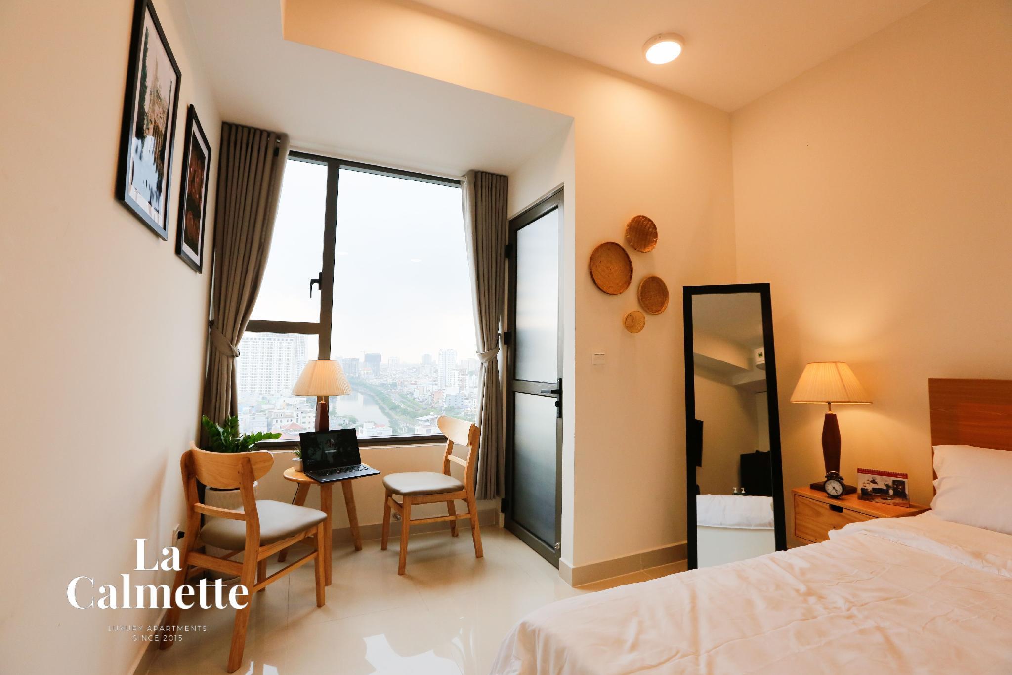 La Calmette Apartment Saigon B14